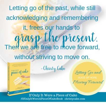 Letting Go and Moving Forward SOH